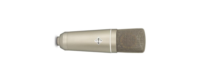 WeissKlang V17 – nowy mikrofon wielkomembranowy
