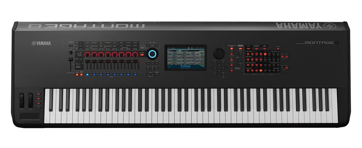 Yamaha MONTAGE V1.6 – nowy firmware