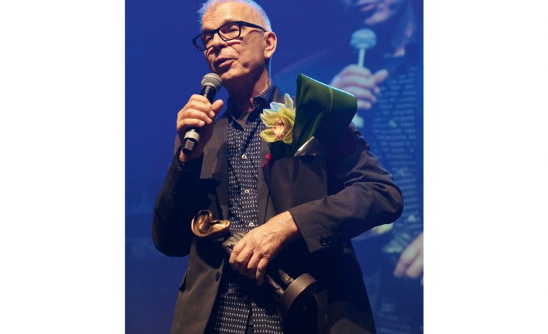 Tony Visconti nagroda