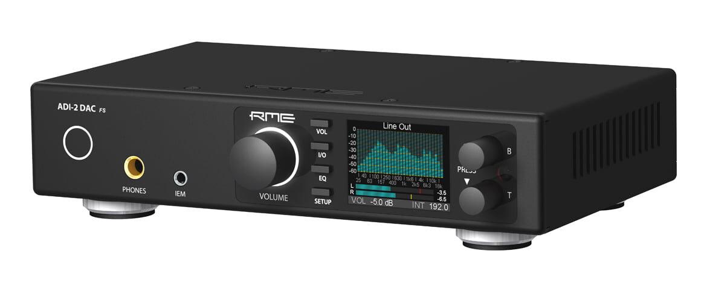 RME ADI-2 DAC – nowy konwerter cyfrowo-analogowy