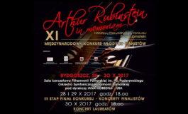 XI Międzynarodowy Konkurs Młodych Pianistów – Rubinstein in Memoriam