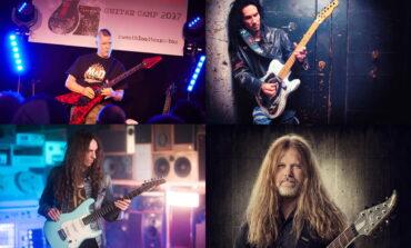 Guitar Camp 2018 – znamy pierwszych artystów