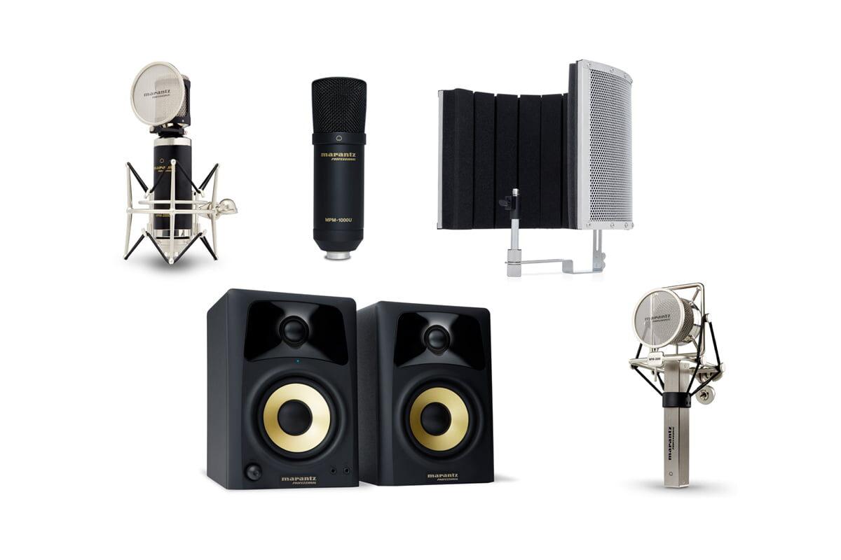 Produkty Marantz Professional w Audiostacji