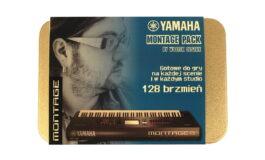 Yamaha Montage Pack by Wojtek Olszak