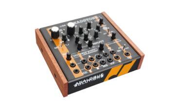 Analogue Solutions Treadstone – syntezator analogowy