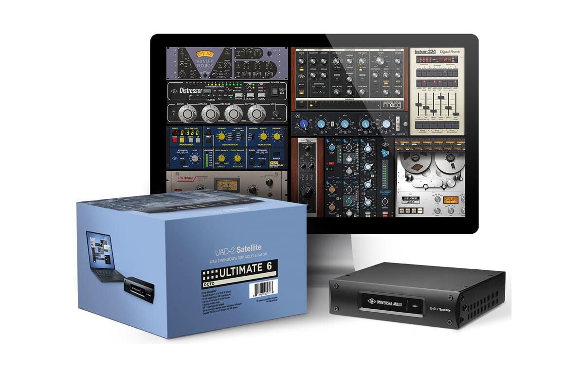 Universal Audio UAD-2 Satellite USB OCTO Ultimate 6