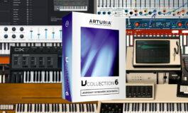 Arturia V Collection 6 – nowe instrumenty w pakiecie