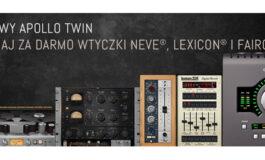 Universal Audio Apollo Twin i gratisowe wtyczki UAD