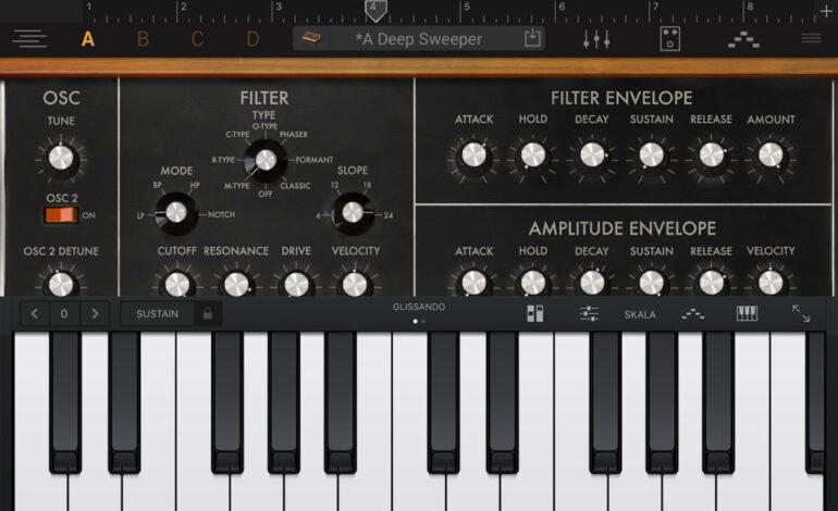 IK Multimedia Syntronik AUv3