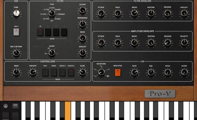 IK Multimedia Syntronik ProV