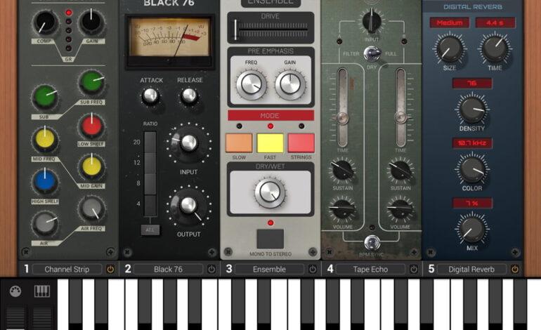 IK Multimedia Syntronik efekty