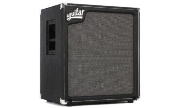 Aguilar SL 410x – basowy zestaw głośnikowy