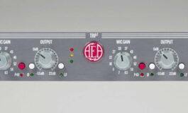 AEA TRP2 – przedwzmacniacz mikrofonowy