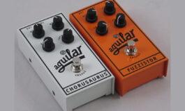 Aguilar Fuzzistor i Chorusaurus – test efektów basowych