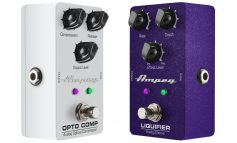 Ampeg Liquifier i Opto Comp w Music Info