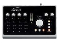 Audient iD44 – nowy interfejs audio