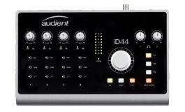 Audient iD44 – nowy interfejs audio