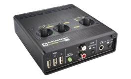 Novation Audiohub 2×4 – test interfejsu audio
