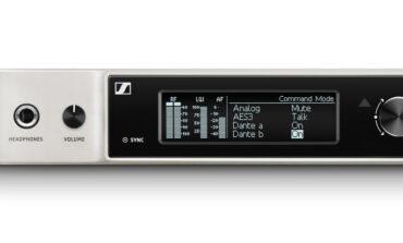 Sennheiser – aktualizacja systemu Digital 6000