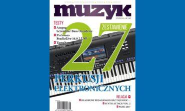 Styczniowy numer miesięcznika Muzyk
