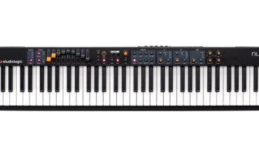 Studiologic Numa Compact 2x – nowe pianino cyfrowe