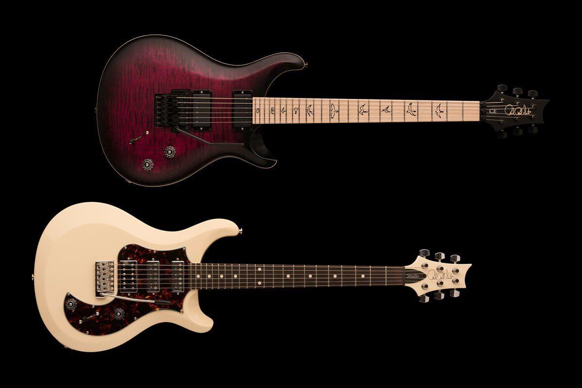 """PRS – limitowane gitary DW CE 24 """"Floyd"""" i S2 Studio"""