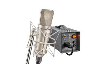 Neumann U 67 – powrót legendarnego mikrofonu