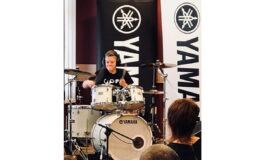 Instrumenty Yamaha na XXVI Drum Fest