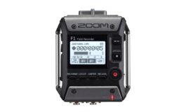 Zoom F1 – nowy rejestrator audio / F1-SP F1-LP