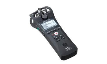 Zoom H1n – nowy rejestrator audio