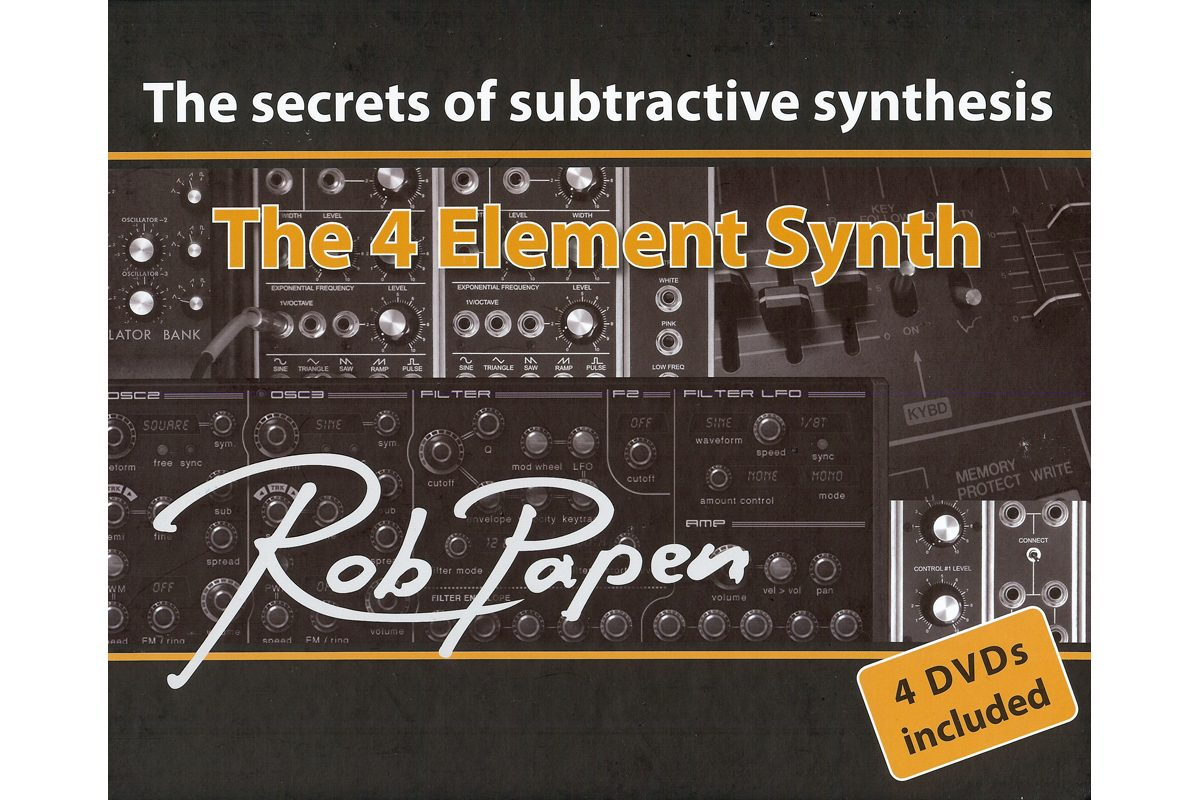 "Rob Papen ""The 4 Element Synth"" – recenzja"