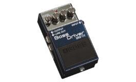 BOSS BB-1X Bass Driver – test efektu basowego