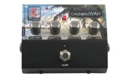 Eden CaliforniWah – test efektu basowego