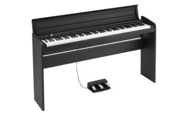 Korg LP-180 – test pianina cyfrowego