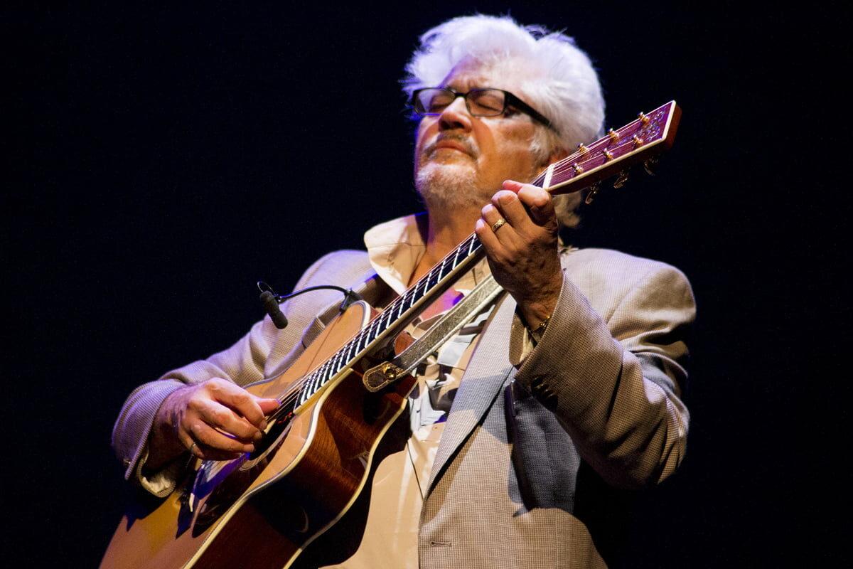 Odszedł amerykański gitarzysta jazzowy Larry Coryell