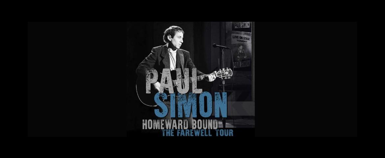 Paul Simon schodzi z estrady?
