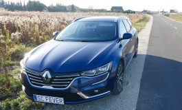 Renault Talisman Grandtour 1.6 TCe 200 EDC – test