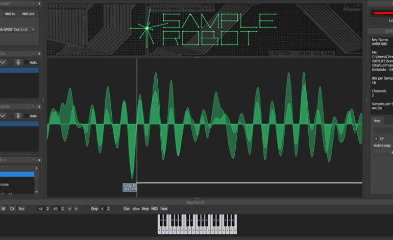 SampleRobot_Montage