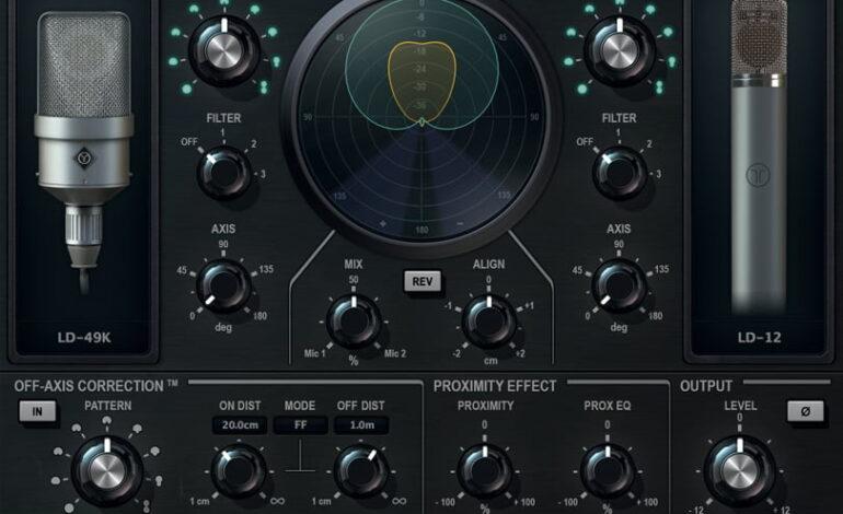 Townsend Labs Sphere L22 wtyczka LD49K LD12 Dual