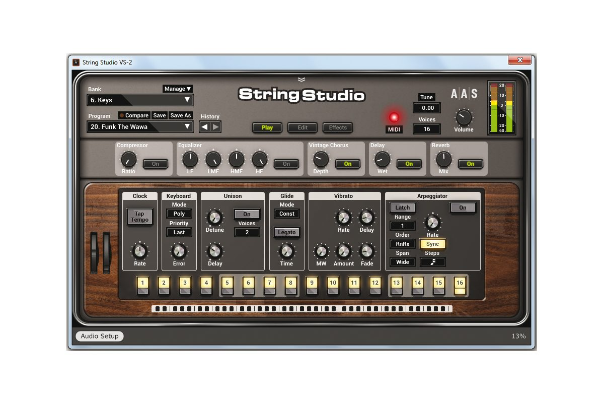 Applied Acoustics Systems String Studio VS-2 – test