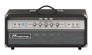 Ampeg V-4B – test wzmacniacza basowego