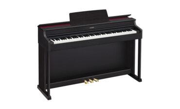 Casio AP-470 – nowe pianino cyfrowe
