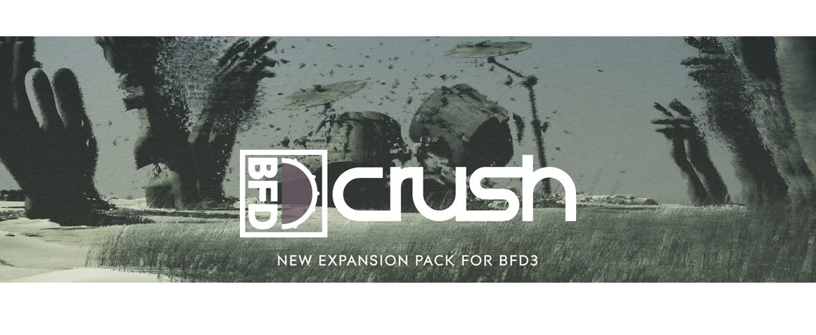 FXpansion BFD Crush – nowa biblioteka dla BFD3