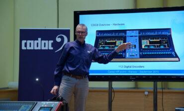 Prezentacja cyfrowych konsolet Cadac