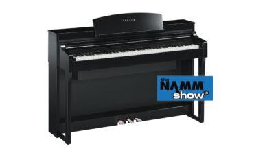 Yamaha Clavinova CSP na targach NAMM 2018 - wideo
