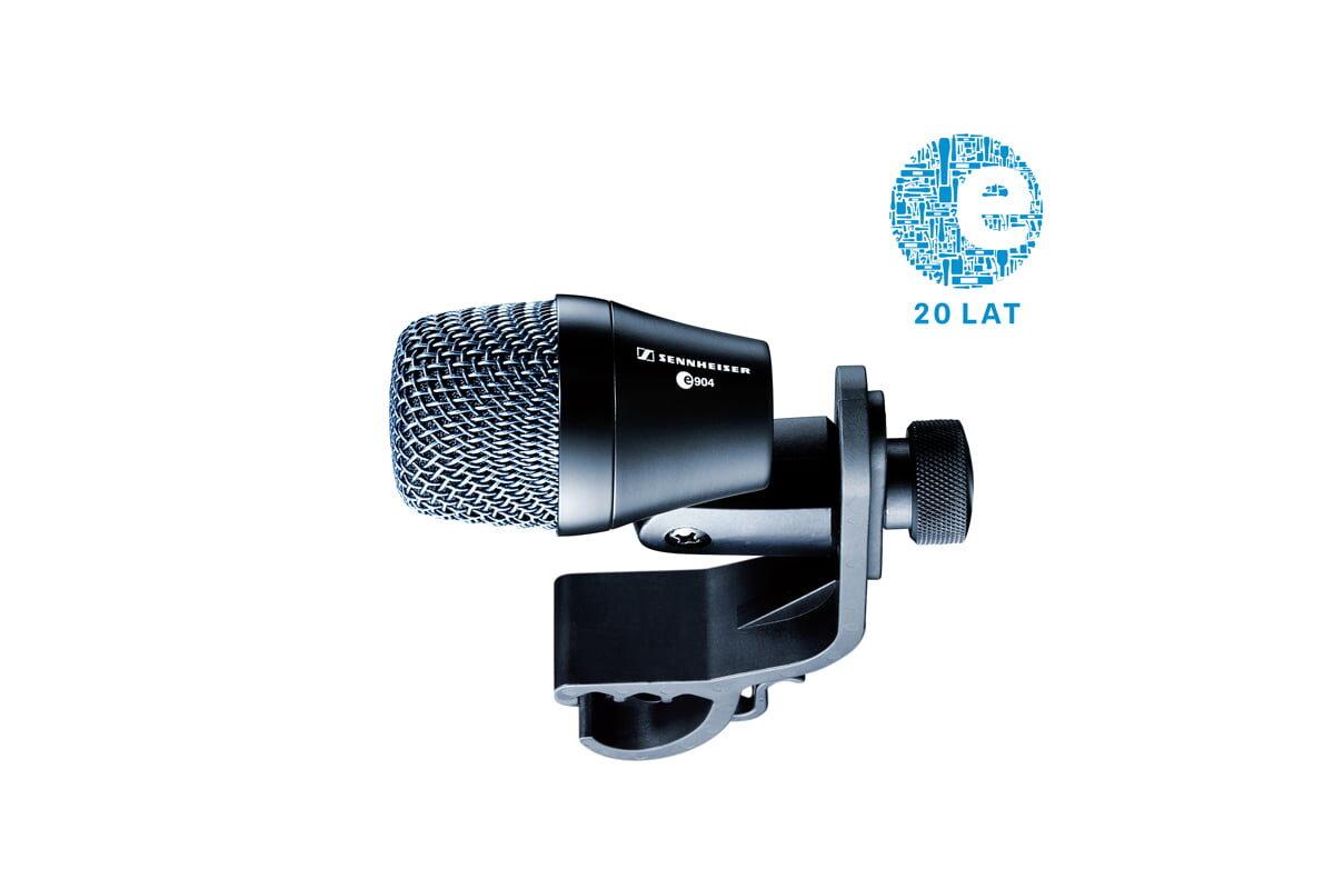 Sennheiser e 904 objęty promocją Mikrofon Miesiąca