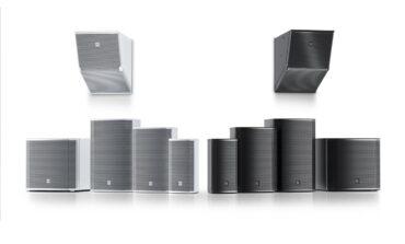 Nowe głośniki Electro-Voice EVC dla instalacji stałych