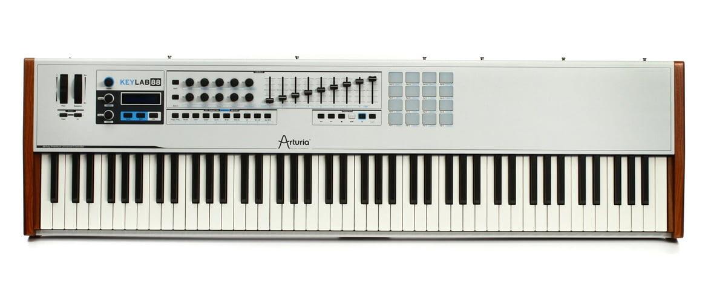 Arturia KeyLab 88 – test klawiatury sterującej