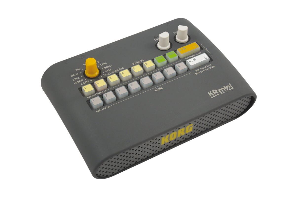 Korg KR mini – test automatu perkusyjnego
