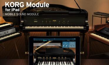 Korg Module – test aplikacji iOS